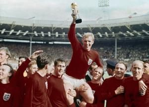 Ray Wilson, World Cup winner with England, dies at 83