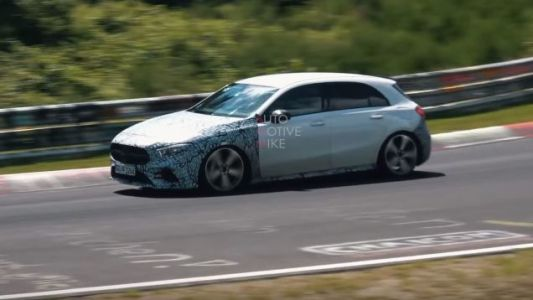 The 2019 Mercedes-AMG A 35 Looks Like A Bite-Sized Rocket Hatch