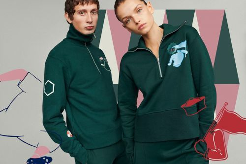 Wood Wood & Champion Celebrate American Sportswear With FW18 Collaboration