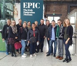 New Zealand travel agents pay a visit