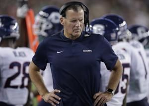 UConn looks to end losing habits during final year in AAC