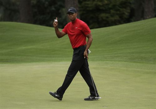 The Masters: Tiger Woods caps comeback with 15th major title