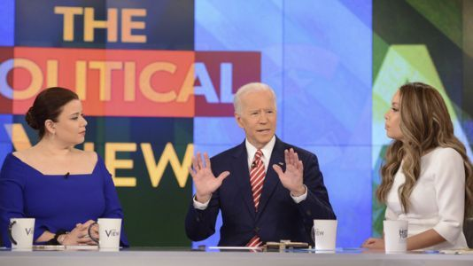 Biden Insists He Didn't Treat Anita Hill 'Badly' While Pressed For Apology On TV