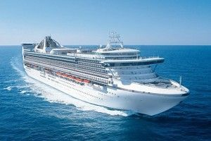 After renovation Star Princess is back to service