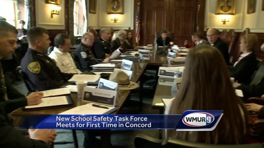 New school safety task force meets for first time in Concord