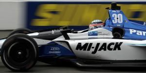 Power starts bid for 3rd straight Pocono victory from pole