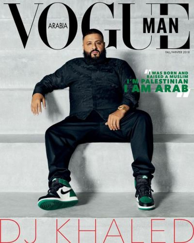 Vogue Arabia Man