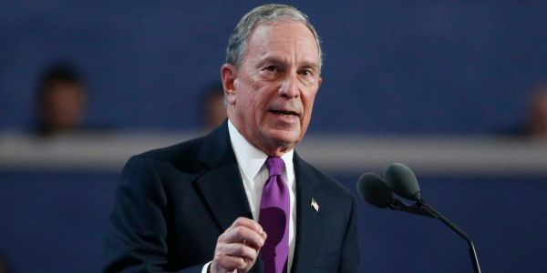 Michael Bloomberg is weighing a 2020 run as a centrist Democrat