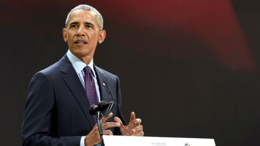 Obama Argues Against Dark Worldview, Defends Health Care Law