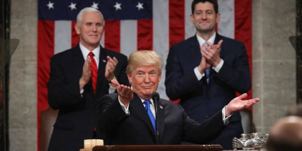 The complete history of the US State of the Union address