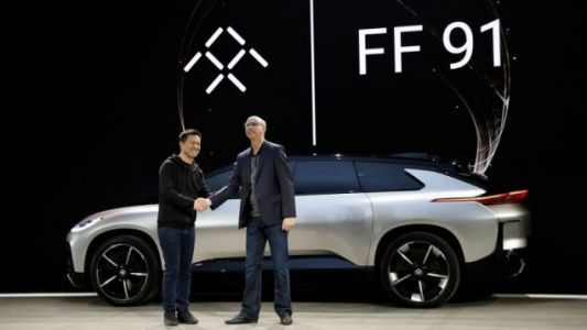 Jaguar Land Rover Parent Company Says Reported $900 Million Investment In Faraday Future 'Is Not True'