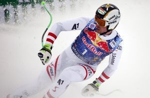 Dressen wins downhill for 1st German victory in 13 years