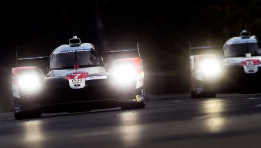 2020 24 Hours of Le Mans, 8 Hours In: Toyota Maintains Dominance