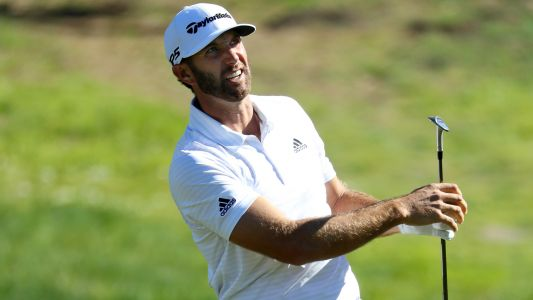 U.S. Open 2018: Dustin Johnson among four tied for lead after Round 1