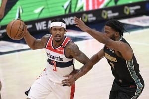 Morant, Grizzlies pull away early, beat Wizards 125-111