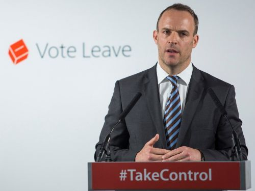 Dominic Raab: Meet Theresa May's new Brexit Secretary