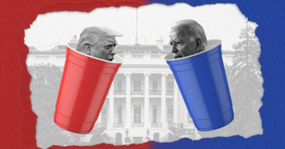 5 of The Best Election Drinking Games for Tonight (2020)