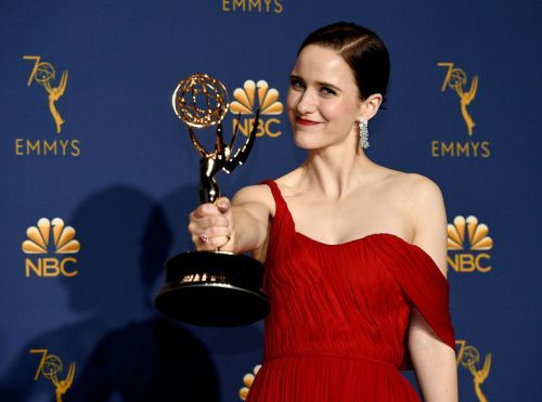'The Marvelous Mrs. Maisel' cleans up at the 2018 Emmys