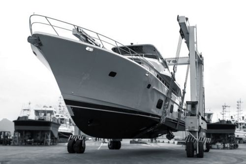 CLB88 to Visit Hong Kong Before Debut at Fort Lauderdale Boat Show