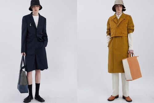 "ADER error Is All Grown up in SS21 ""Layering Time"" Collection"