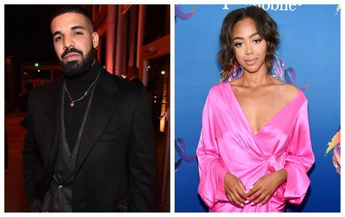 He's Pulling A Scott Disick! Drake Is Rumored To Be Dating 18-Year-Old Model Bella B Harris