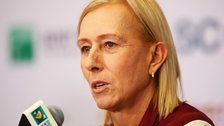 Martina Navratilova: John McEnroe Made Far More For Wimbledon Commentary