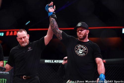 Ryan Bader vs. Fedor Emelianenko grand prix final officially headlines Jan. 26 Bellator event