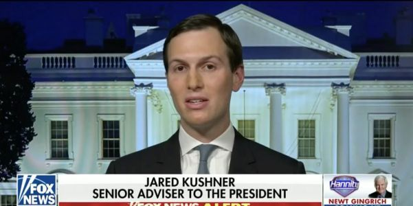 Jared Kushner covers for Saudi crown prince in softball Fox interview on Khashoggi killing