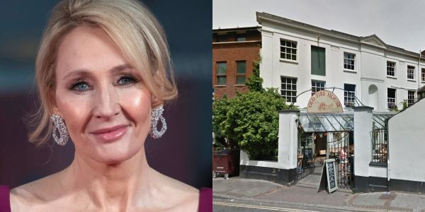 JK Rowling just debunked a legendary 'Harry Potter' myth about her university - and students are shocked