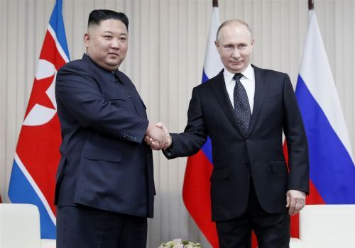 Putin: North Korea ready to give up nuclear program