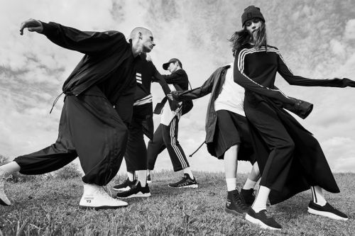 "Y-3's Spring/Summer 2018 Third Chapter Campaign Delivers the ""Modern Street Uniform"""