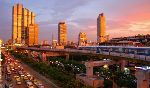 The Saturday City: Bangkok, Thailand