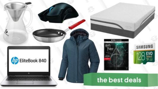 Wednesday's Best Deals: Columbia Sale, Sealy Mattresses, HP EliteBook, and More