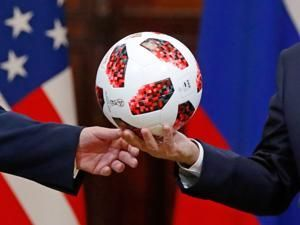 Putin soccer ball gift to Trump may have had microchip