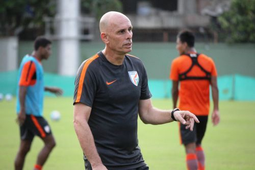 India coach Stephen Constantine: Kyrgyzstan game to serve as preparation for 2019 AFC Asian Cup!