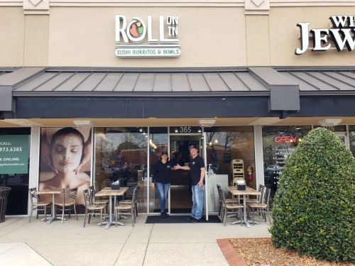 Former Restaurant Marketing Executive to Open 10 Roll On In & Buzzed Bull Creamery Co-branded Locations in the Atlanta Metro Area