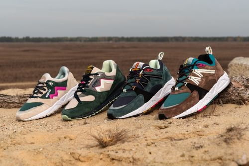 Karhu Looks to the Outdoors With Winter 2018 Pack