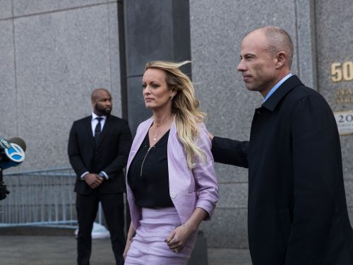 Stormy Daniels must pay Trump $294,000 under federal judge's orders