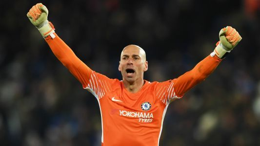 Chelsea 'obliged' to win the FA Cup - Caballero