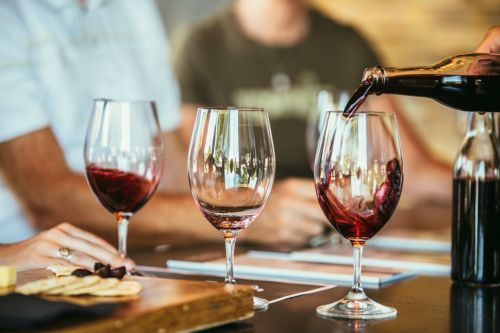 The new Grand Reserve card offers bonus points on wine purchases that you can use for tastings, decanters, and more