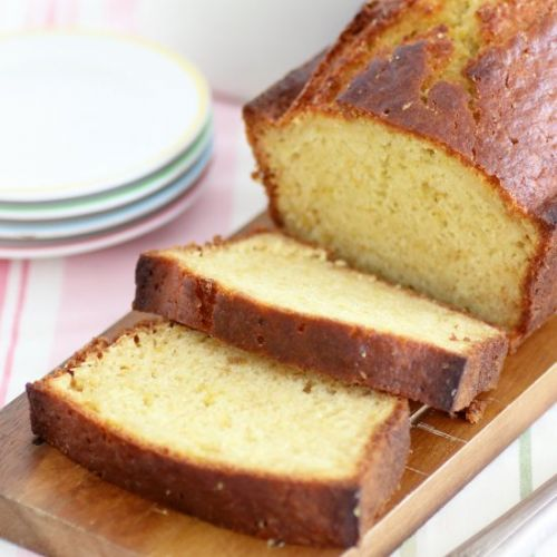 Ginger Orange Cake