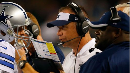 Cowboys, offensive coordinator Scott Linehan part ways