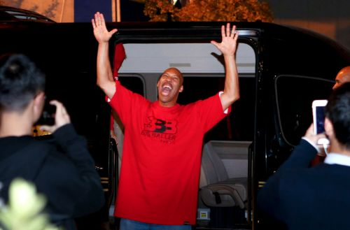 LaVar Ball responds to Trump, wishes him a 'great Thanksgiving'