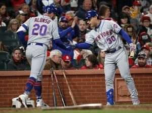 Alonso, Cano deliver, Mets hold off Cardinals 5-4