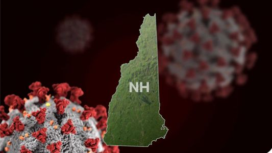 No new COVID-19 deaths reported Sunday in NH; hospitalizations continue to drop