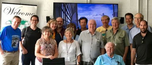 Report From the May 2018 Eastern Canada Chapter Meeting