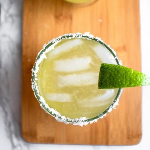 Easy Margaritas for Two