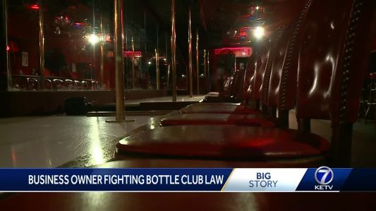 Business owner fighting bottle club law
