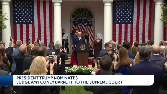 Headlines: President Trump announces Supreme Court nomination; first coronavirus death in 11 days reported in NH
