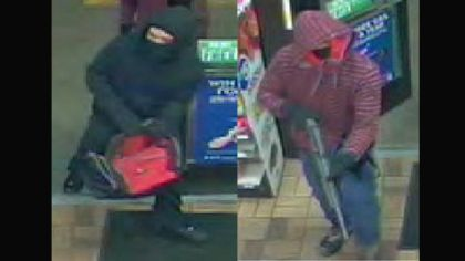2 Suspects Sought In Eden Prairie Super America Armed Robbery